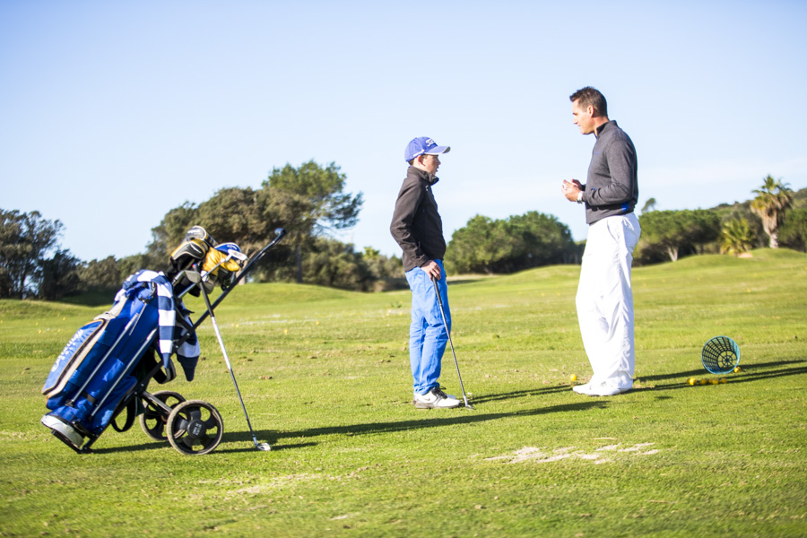 a philosophy on golf instruction and