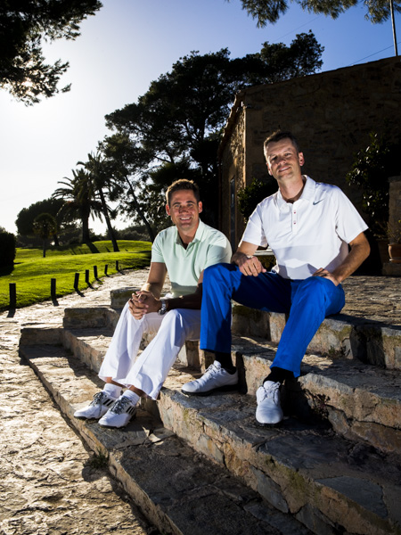PGA Golflehrer der Schweizer Golfschule auf Mallorca