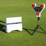 Utilisation de téchnologie de pointe adaptée aux cours de golf