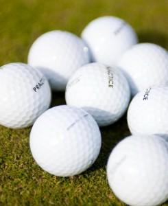 range balls_closeup_hoch