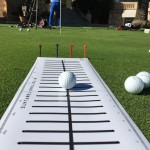 Putting Training for Golfer
