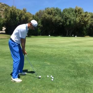 chipping gruen 1 tobias golfplatz driving range