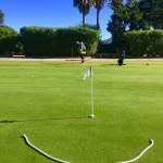 Übungen wie diese helfen dem Golfer Situationen zu erkennen und dementsprechen handeln zu können.
