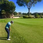 Das kurze Spiel ist sehr wichtig für Golfer. Wir nutzen unsere Driving-Range so, dass die Verbesserungen verhalten und zu einem besseren Spiel auf dem Platz führen.