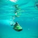 Sea Bob fahren im Nordosten von Mallorca