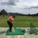 (Deutsch) Der Golfschwung, Kontrolle der Druckbereiche in den Füssen