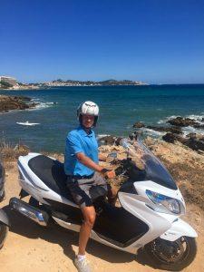 Tobias Motorrad