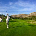 Actividad física para el golf