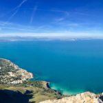 Ausblick vom Talaia Freda, Wanderung im Naturpark Mallorca