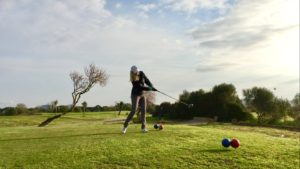 Golf im Februar auf Mallorca - Capdepera Golf